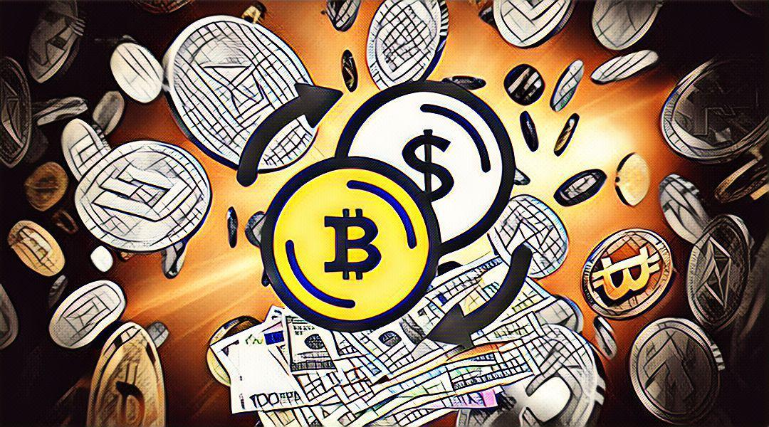 Обменяйте криптовалюты анонимно в любом объеме