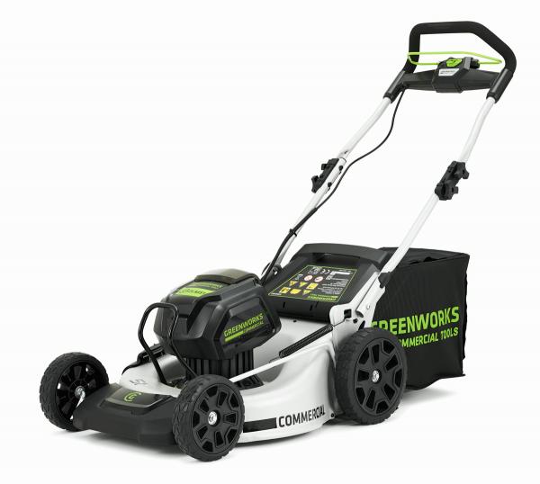 Качественные газонокосилки у официального дилера бренда Greenworks Tools