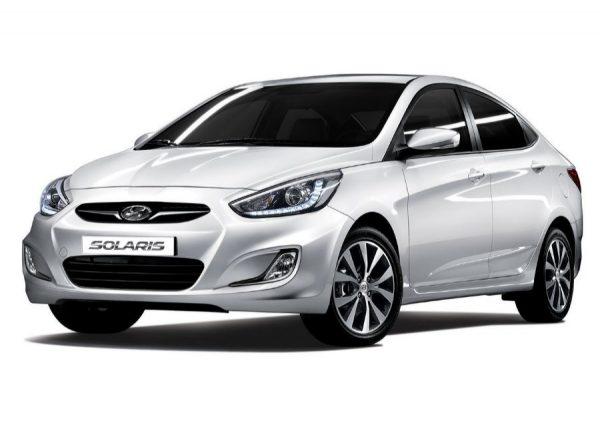 Широкий ассортимент сертифицированных запчастей для Hyundai Solaris