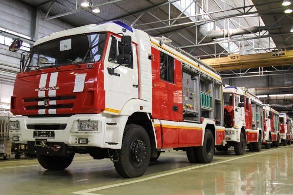 Пожарные машины: факты, которых вы могли не знать