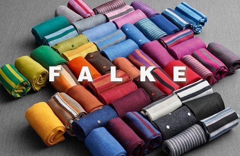 Качественные носки, гольфы и колготки от немецкого бренда Falke