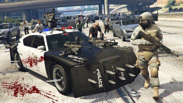 Модификации для популярнейшей игры «GTA 5»