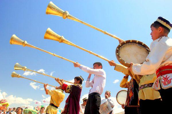 Узбекская музыка — особенности и музыкотерапия