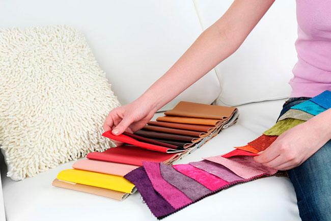 Как выбрать идеальную обивочную ткань?