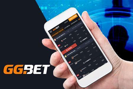 Удобное приложение БК GGBet для смартфона