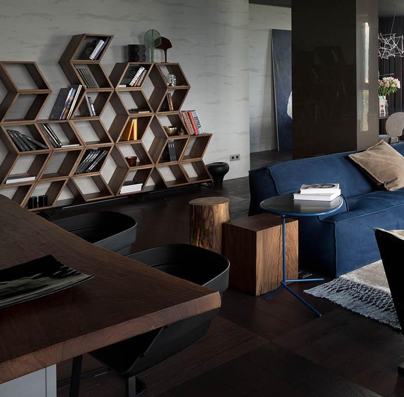 Как интересно оформить свою квартиру