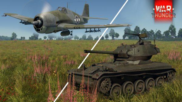Развитие видеоигры: обзор WAR THUNDER