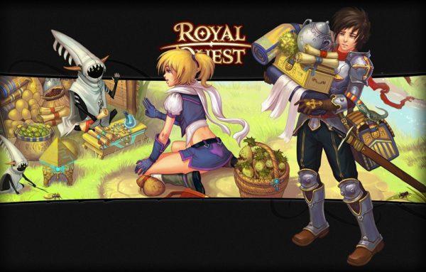 Интересная многопользовательская ролевая онлайн-игра Royal Quest